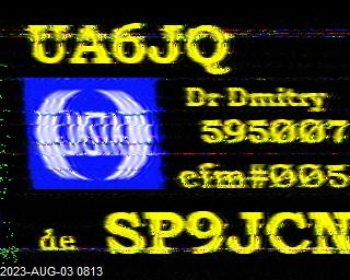 Live Cam SSTV