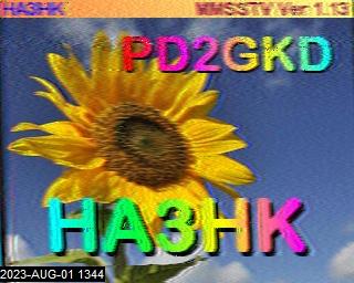 previous previous RX de F4CYH