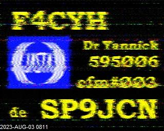 18-Jun-2021 09:11:33 UTC de F4CYH