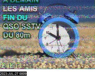 27-Jul-2021 10:18:37 UTC de F4CYH