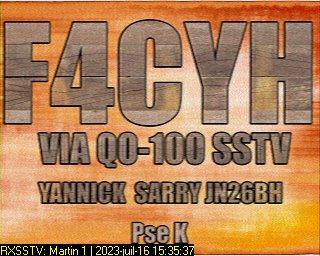 History #17 de F4CYH