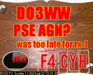 History #21 de F4CYH