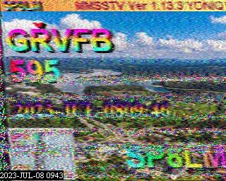 previous previous RX de G8IC