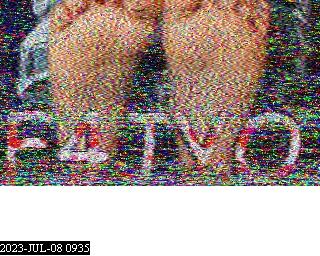 5th previous previous RX de G8IC