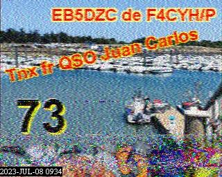 6th previous previous RX de G8IC