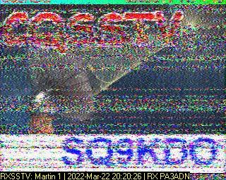 4th previous previous RX de PA3ADN