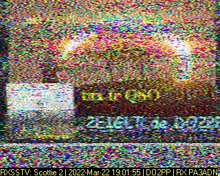 8th previous previous RX de PA3ADN