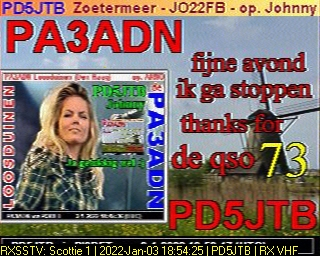History #5 de PA3ADN