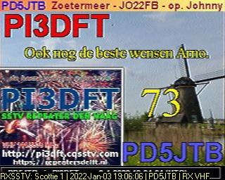 History #7 de PA3ADN