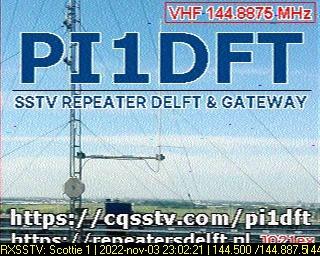 History #10 de PE7OPI