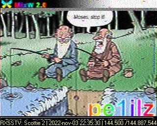 History #11 de PE7OPI