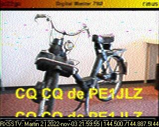History #20 de PE7OPI