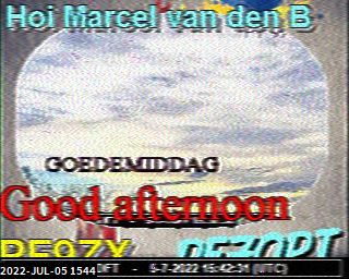 History #21 de PE7OPI