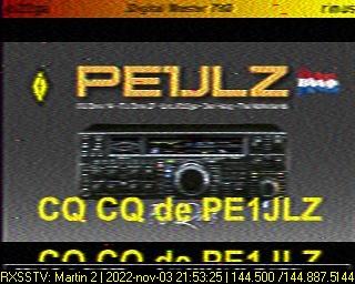 History #22 de PE7OPI