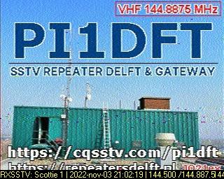 History #23 de PE7OPI