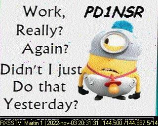History #25 de PE7OPI