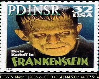 History #29 de PE7OPI