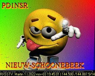 History #30 de PE7OPI