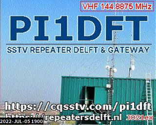 4th previous previous RX de PE7OPI