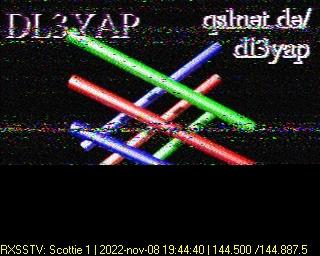 8th previous previous RX de PE7OPI