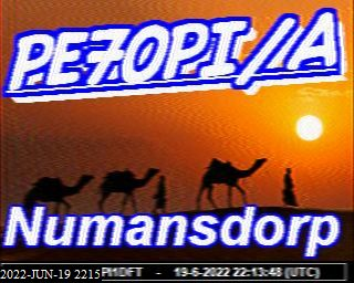 14-Jul-2021 18:19:30 UTC de PE7OPI /A