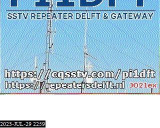 History #18 de PE7OPI /A