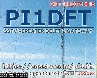 History #21 de PE7OPI /A