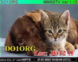 8th previous previous RX de PE7OPI /A
